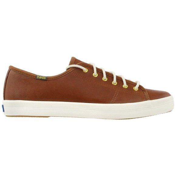 Keds Leather Kickstar Sneakers